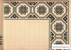 Gallery.ru / Фото #1 - 9 - Fleur55555 СТАРИННОЕ РУКОДЕЛИЕ Vintage Needlepoint (37 of 59)