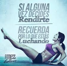 Resultado de imagen para frases de motivacion fitness mujeres