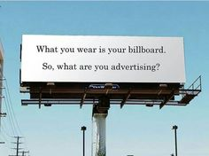 What are you advertising?