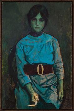 Victor Man at Galerie Neu
