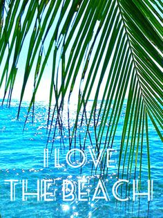 I LOVE THE BEACH https://www.facebook.com/pages/I-love-the-sea/148453498611730