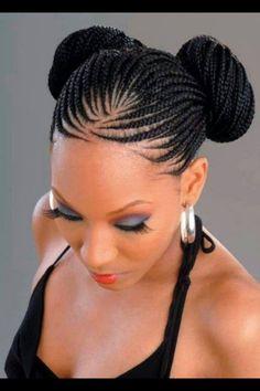2 ponytail