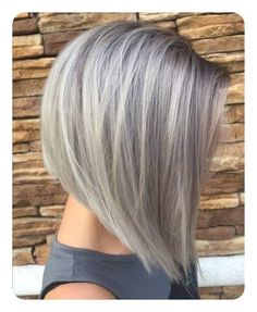 2018 Popular Inverted Bob Hairstyles For Women_Bob Hair