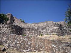Kumbhalgarh Fort, Great Wall of India.