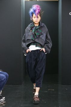tricot COMME des GARÇONS 2013AWコレクション Gallery11