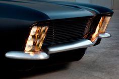 1963 Buick Rivera.  Looks like Green Hornet