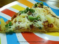 Bacon & Pineapple Pizza