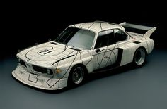 Frank Stella BMW Art Car 1976 3.0 CSL Turbo E9 Group 5