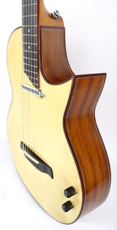 Tim Reede Librada, angle view. #acoustic/electric guitar Custom Guitars, Acoustic, Electric, Music Instruments, Musical Instruments