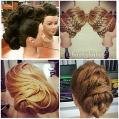 1000 images about updos on pinterest  hair photo updo