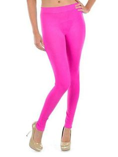 Hot Pink Leggings   Sassy Shortcake