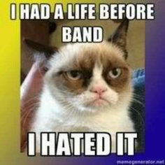 A life before band