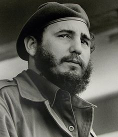 Fidel Castro takes charge in Cuba on January, 1st 1959