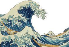 waves Sticker