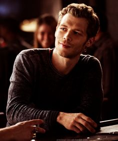 Klaus Mikaelson (Joseph Morgan)-The Vampire Diaries. Last one, promise. That show is full of undead secks machines.
