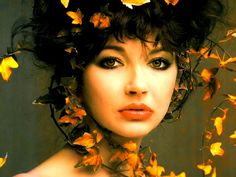 """Kate Bush. Beautiful poetess. """"It breaks the cage and fear escapes and takes possession - Just like a crowd rioting inside.."""""""