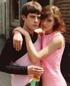 Jake Bugg and Eliza Cummings for UK Vogue