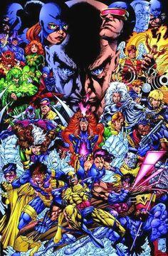 The Uncanny X-Men by Joe Quesada & Art T