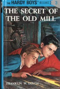 Fun books - I did not miss one single Hardy Boys book and still have the collection
