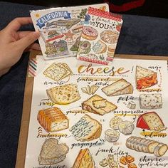 Food and Drink. - # Food and Drink art etsy # Food and Drink art etsy Etsy Christmas, Blue Christmas, Linen Towels, Tea Towels, Mojito, Fresco, Camper Fabric, Cocktail Illustration, Fruit Vector