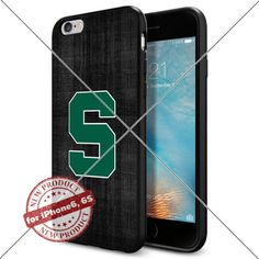 WADE CASE Michigan State Spartans Logo NCAA Cool Apple iPhone6 6S Case #1303 Black Smartphone Case Cover Collector TPU Rubber [Black] WADE CASE http://www.amazon.com/dp/B017J7LKQ4/ref=cm_sw_r_pi_dp_1gFwwb1BKEWQJ