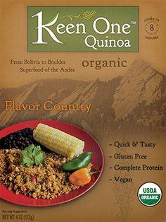 Keen One quinoa