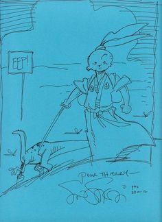 Usagi Yojimbo - Stan Sakai Comic Art