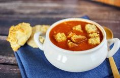 Slow Cooker Chicken Tomato Soup - The 36th AVENUE