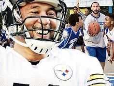 Charlie Batch's Slain Sister Lives Through His Youth Foundation. Good Man.