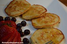http://thetastyalternative.com/2013/04/3-ingredient-grain-free-banana-pancakes-scd-paleo-gaps/
