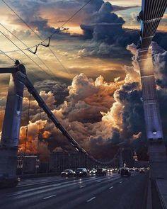Beautiful Digital Art http://webneel.com/webneel/blog/25-mind-blowing-digital-artworks-and-illustrations-loopydave | Design Inspiration http://webneel.com | Follow us www.pinterest.com/webneel