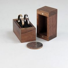 Double wedding ring boxes australia Fashion wedding style blog