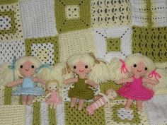 MY DOLL PATTERN     ** You may keep a copy for your own personal use, but you may not sell or distribute it. **     ** You can sell items m...