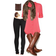 Coral with leopard