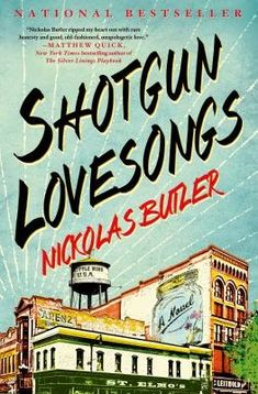 """Even if you are not a native of Wisconsin you will find so much to like about Shotgun Lovesongs by Nickolas Butler."" Read the rest of Michelle's review on the library's blog: http://carnegiestout.blogspot.com/2015/02/staff-review-shotgun-lovesongs-by.html"