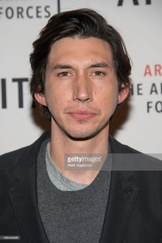 Actor Adam Driver attends the 'Lobby Hero' Photo Call at Studio 54 on November 9, 2015 in New York City.