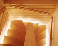 LED Staircase Lighting in Wooden Stairs