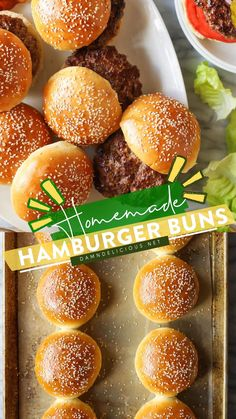 Bread Maker Recipes, Baking Recipes, Homemade Hamburger Buns, Homemade Breads, Spoon Bread, Bread Salad, Bread Appetizers, Muffin Bread, Mediterranean Dishes