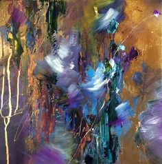 Original abstract paintings and a collection of limited edition luxurious silk scarves by Jaanika Talts. Large Abstract Wall Art, Contemporary Abstract Art, Large Art, Abstract Landscape, Unique Paintings, Flower Paintings, Acrylic Art, Custom Art, Abstract Expressionism
