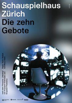 Büro Destruct / Schauspielhaus Zürich Posters 15/16