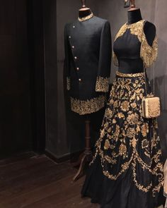 End Customization with Hand Embroidery & beautiful Zardosi Art by Expert & Experienced Artist That reflect in Blouse , Lehenga & Sarees Designer creativity that will sunshine You & your Party. Indian Wedding Gowns, Wedding Dress Men, Indian Gowns, Indian Bridal, Designer Wedding Dresses, Groom Wedding Outfits, Pakistani Bridal, Indian Groom Wear, Indian Attire