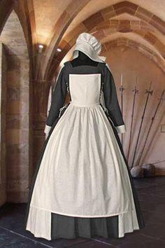 Middeleeuwse boer dienstknecht jurk Renaissance door YourDressmaker