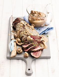 Steak - Fillet Steak, my favourite steak and one of the best steaks to braai. Braai Recipes, Meat Recipes, Recipies, Yummy Recipes, Beef Fillet, Camping Dishes, South African Recipes, Slow Cooker Beef, Love Food