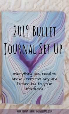 This 2019 bullet journal set up takes you through the key, index, future log, trackers, layouts and spreads. With plenty of ideas and inspiration you'll be sure to start your bullet journal right with this step by step guide. #planningwithmaggierae #bulletjournal #2019bulletjournalsetup #annualsetup #bulletjournalideas