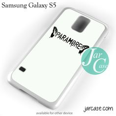 Paramore Logo 2 Phone case for samsung galaxy S3/S4/S5