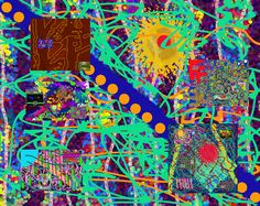 7-28-2056G by Walter Paul Bebirian Digital ~  x