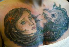 Selkie Tattoo