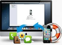 25% Off - Mac iPhone Data Recovery. All-in-one iPhone data recovery that can get back photos, contacts, messages and call history for iPhone styles on Mac platform. Mac iPhone Data Recovery is an easy-to-use tool that can help you easily recover iPhone data like photos, contacts, call logs and messages caused by system crush, smash, upgraded, jailbreak or even broken perfectly.