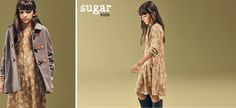 Abril de Sugar Kids para Massimo Dutti