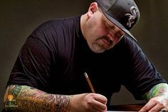 INK 180- A ministry that helps ex gang members and those rescued out of human trafficking cover up their tattoos that were used to identify them.